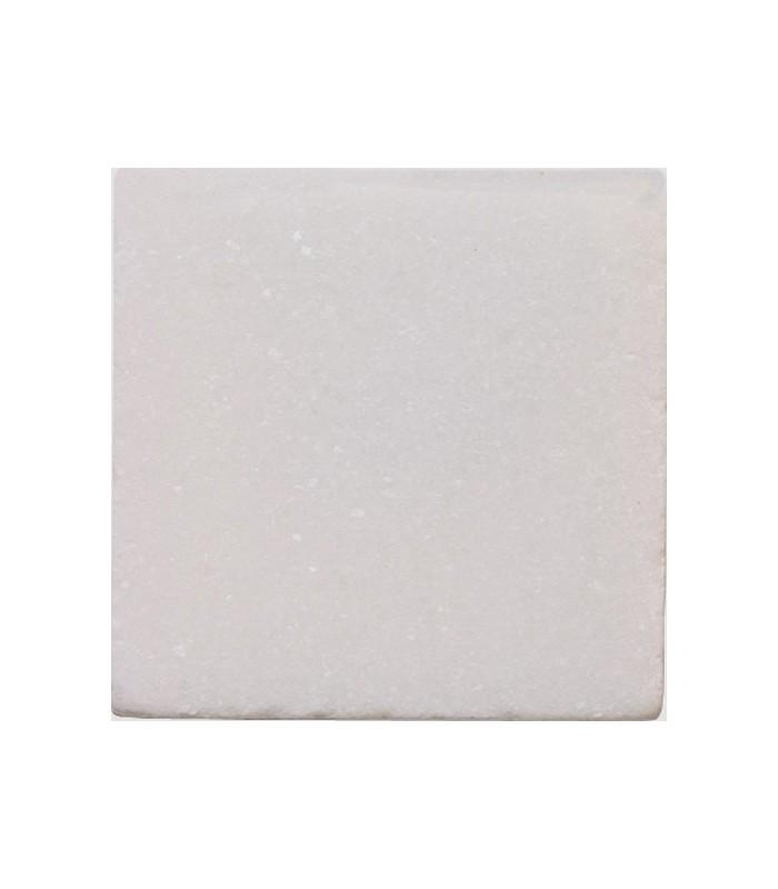 Taco blanco macael envejecido 10x10x0 8cm ondacer s l for Marmol blanco macael