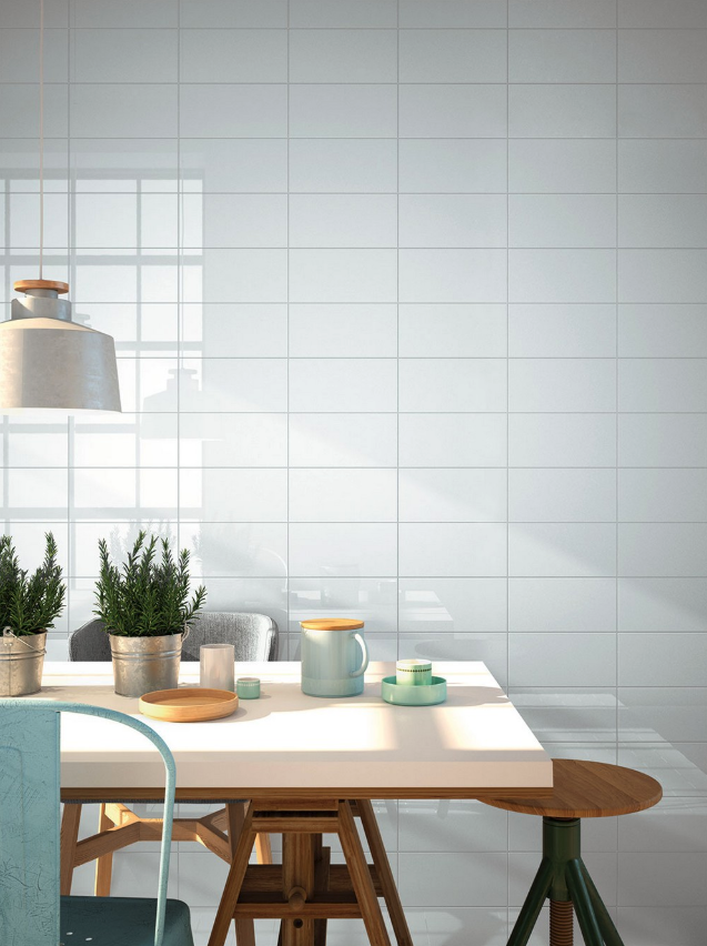 Azulejos para cocinas blancas blog - Ceramica para cocinas ...