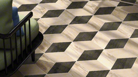 PLAIN OR EXCESSIVELLY PATTERNED FLOORS?