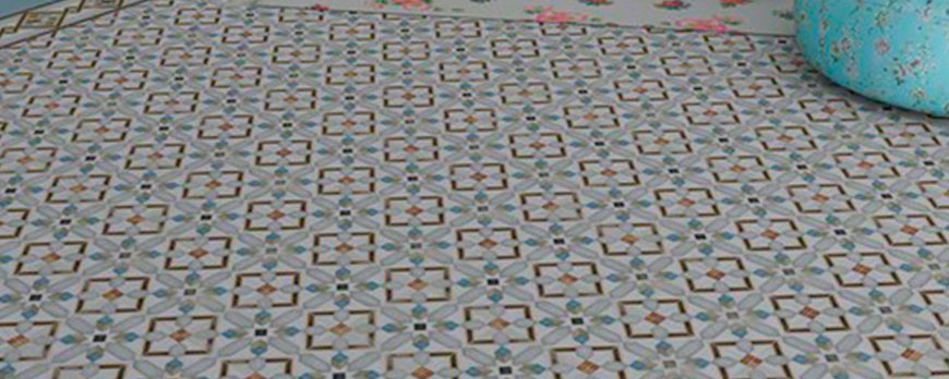 Los suelos de imitaci n de azulejos hidr ulicos m s de - Azulejos de suelo ...