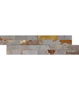 Fachaleta Oxido 15x60cm.