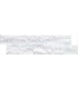Fachaleta Quartz Blanca 15x60cm.