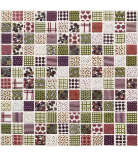 Mosaico Graphics Patchwork Spring 31,6x31,6