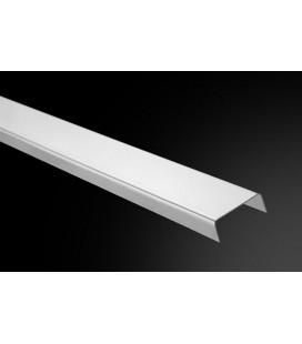 Listelo Cuadrado Acero LC-20 120cm.