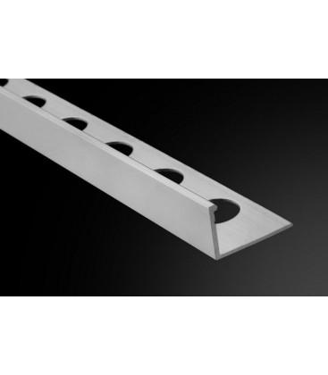 Perfil Recto 12-R Aluminio 260cm.