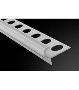 Peldaño Aludeco Aluminio 250cm.