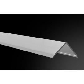 Escuadra 25 mm. Aluminio 260cm.