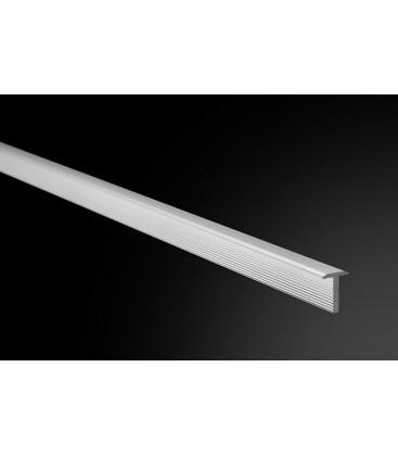 Listelo Aluminio L-08 250cm.