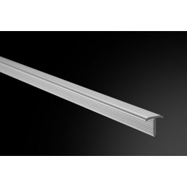 Listelo Aluminio L-10 250cm.