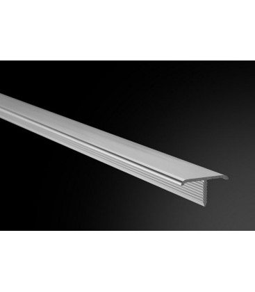 Listelo Aluminio L-20 250cm.