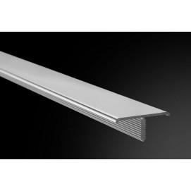 Listelo Aluminio L-30 250cm.