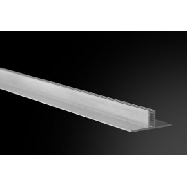Base Listelo Aluminio 250cm.