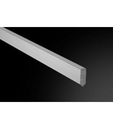 Listelo L-03 Aluminio 250cm.