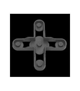 Cruceta Separadora Cerámica 10mm.