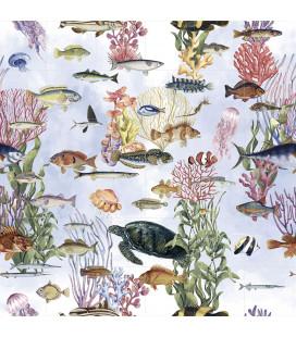 Mural Ocean2 20x20cm.