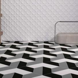 Trapezium Floor