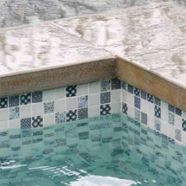 Mosaico Print Color Pool
