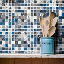 Mosaico Print Grafhic
