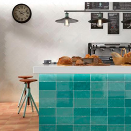 Barro & Terracotta Kitchen