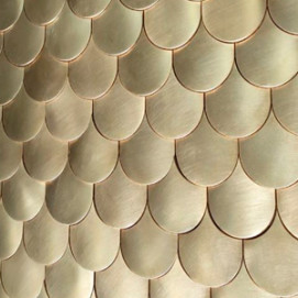 Mosaico Sirena Cooper