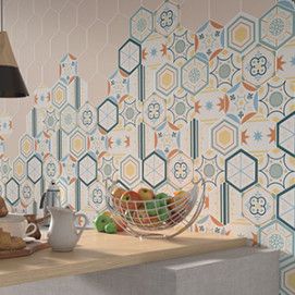 Boom Hexagonal Cev Kitchen