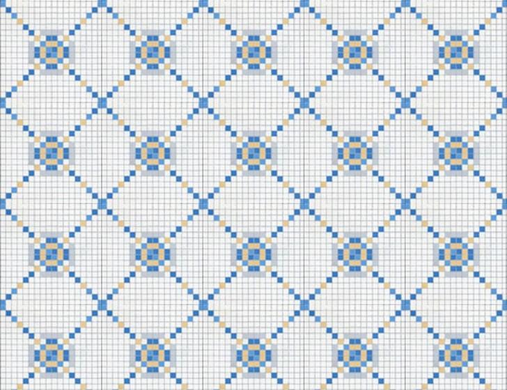 Comprar mosaico hidraulico 042 venta de baldosas - Mosaico hidraulico precio ...
