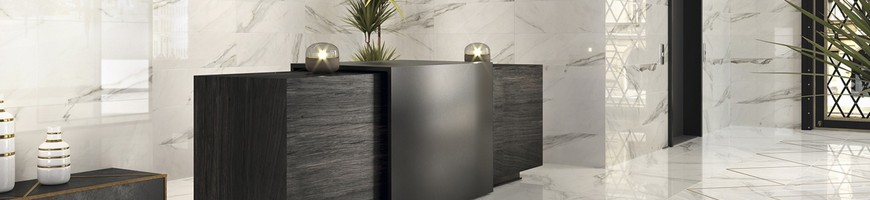 Buy Tiles Calacatta Lux Bath