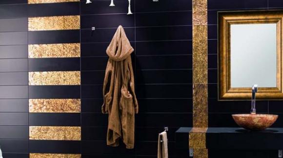 Golden, mirrors... just dare!