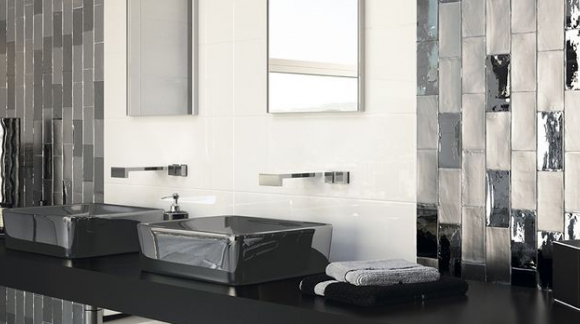 BREAK WITH CLASSIC STYLE IN YOUR BATHROOM