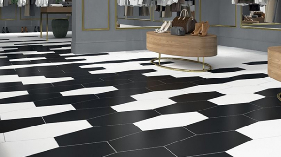 TIRED OF THE TRADITIONAL TILE? DON'T WORRY, LET'S MOVE ON!