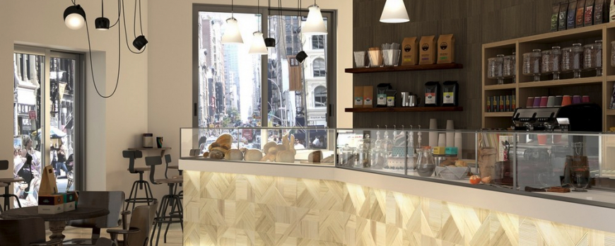 Interior design for commercial stores