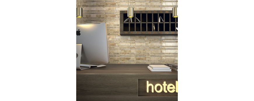 Some ideas for Hotels decoration
