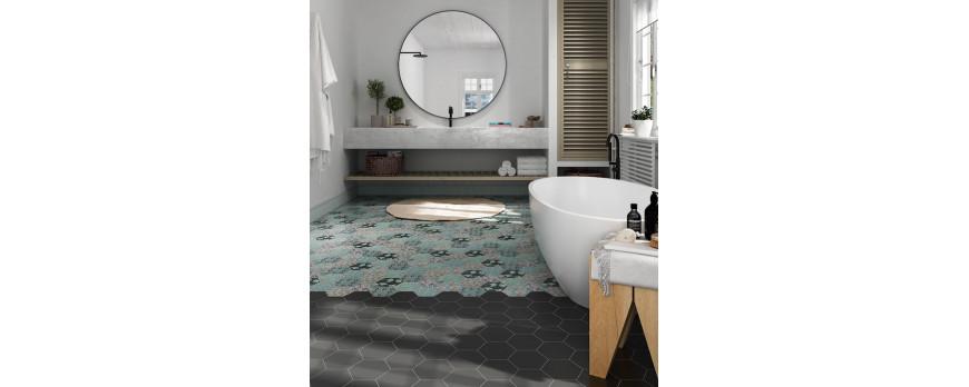5 modern bathroom designs