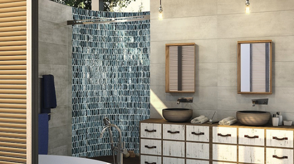 The mosaic, perfect for all kinds of settings