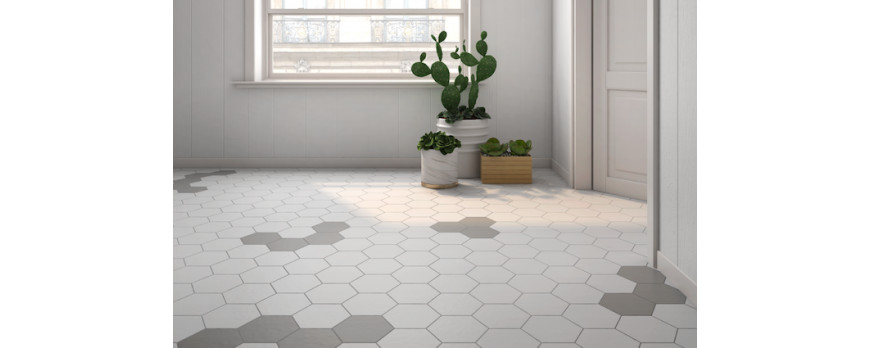 Pure Design, a tile full of charm