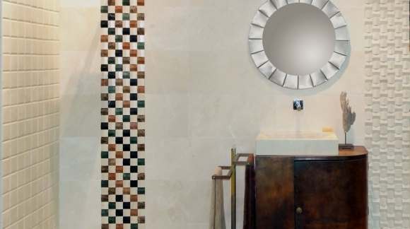 BREAK THE MONOTONY WITH MOSAICS