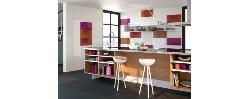 CREATE AN ATMOSPHERE IN THE KITCHEN